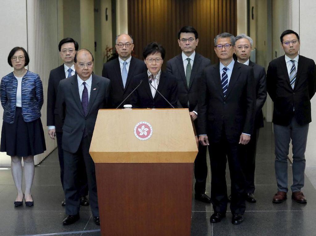 RUU Ekstradisi Dicabut, Demo di Hong Kong Belum Akan Surut