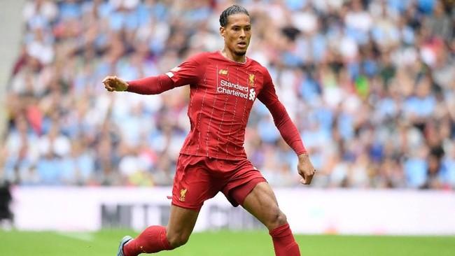 Pemain Liverpool, Virgil Van Dijk, menjadi pemain yang diharapkan Rafael Benitez ada dalam timnya saat masih menjadi juru taktik di Anfield. (Michael Regan/Getty Images)