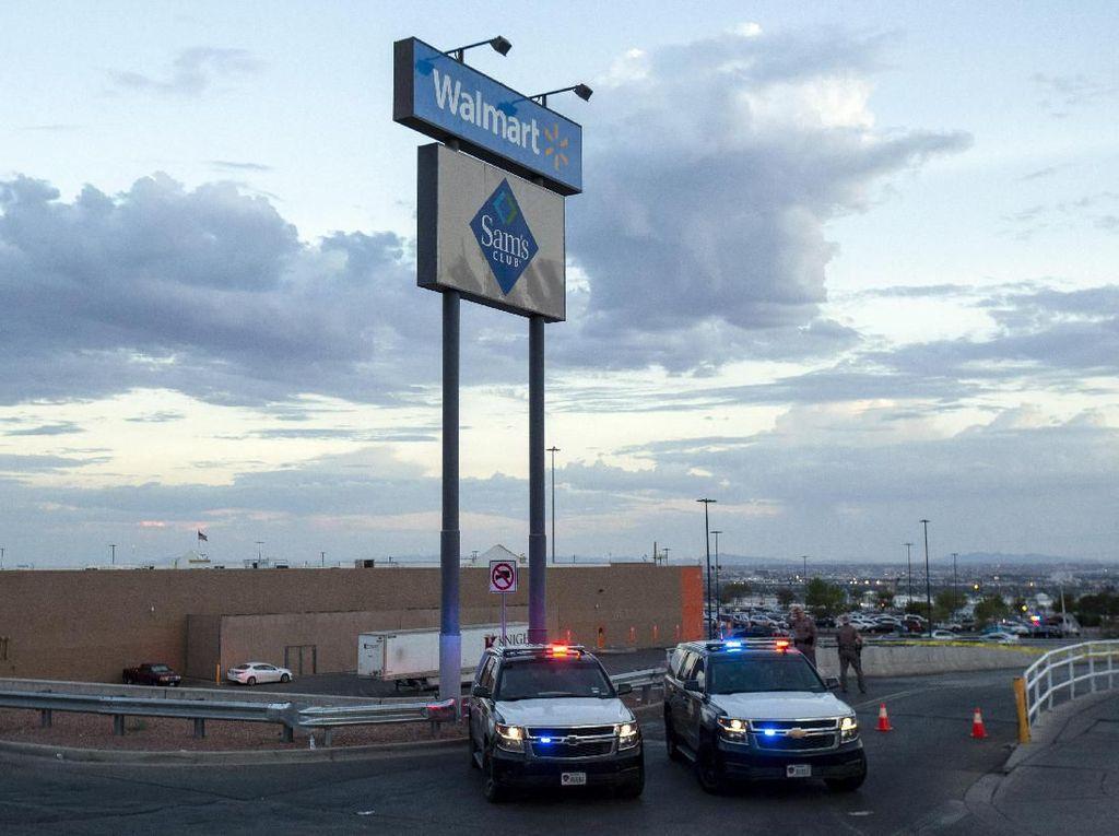 Ada Insiden Penembakan di Tokonya, Walmart Tetap Jual Senjata