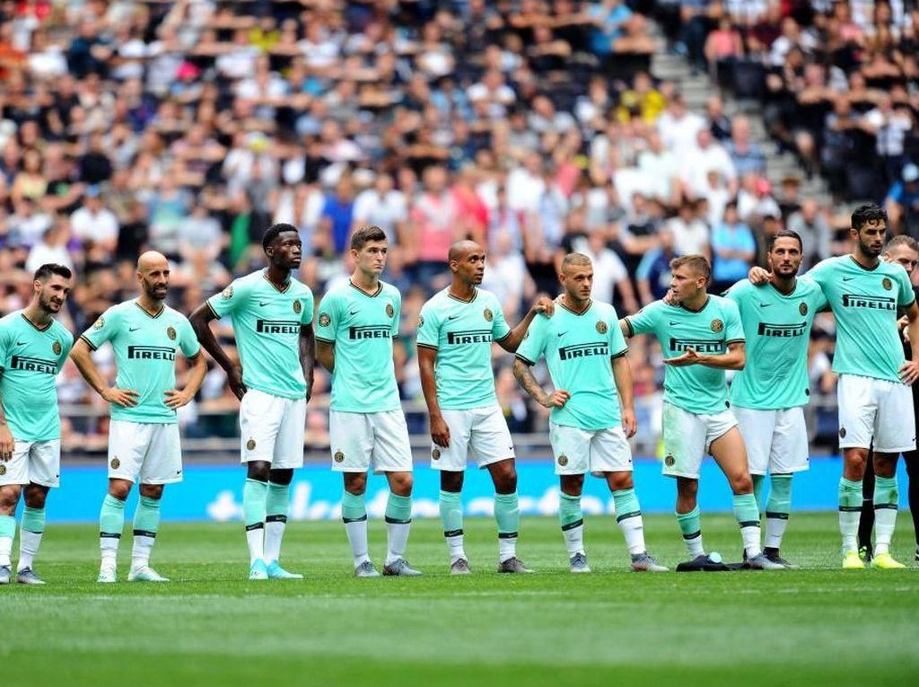 Hasil ICC 2019: Lewat Tos-tosan, Inter Taklukkan Tottenham
