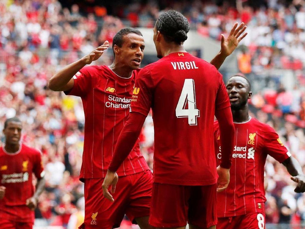 Cuma Masalah Waktu Liverpool Akan Juara Liga Inggris
