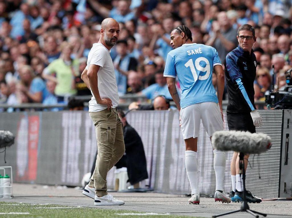 Cedera Lutut, Sane Bisa Saja Gagal ke Bayern