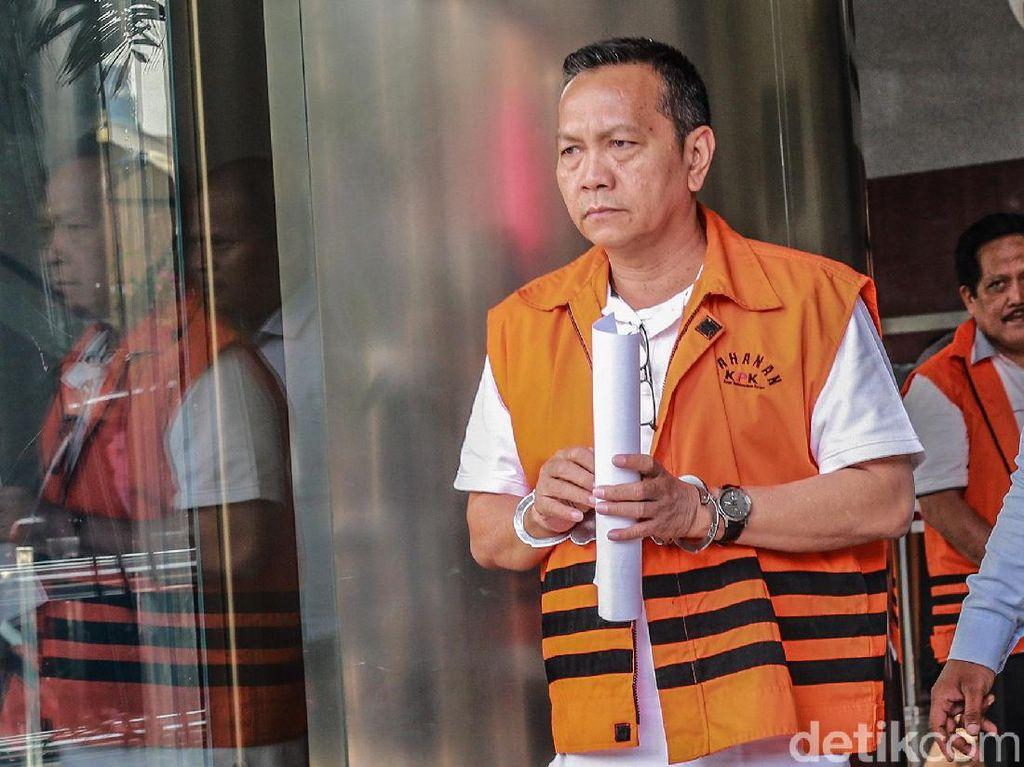 Effendi Hatta Diperiksa Terkait Kasus Suap Pengesahan APBD Jambi