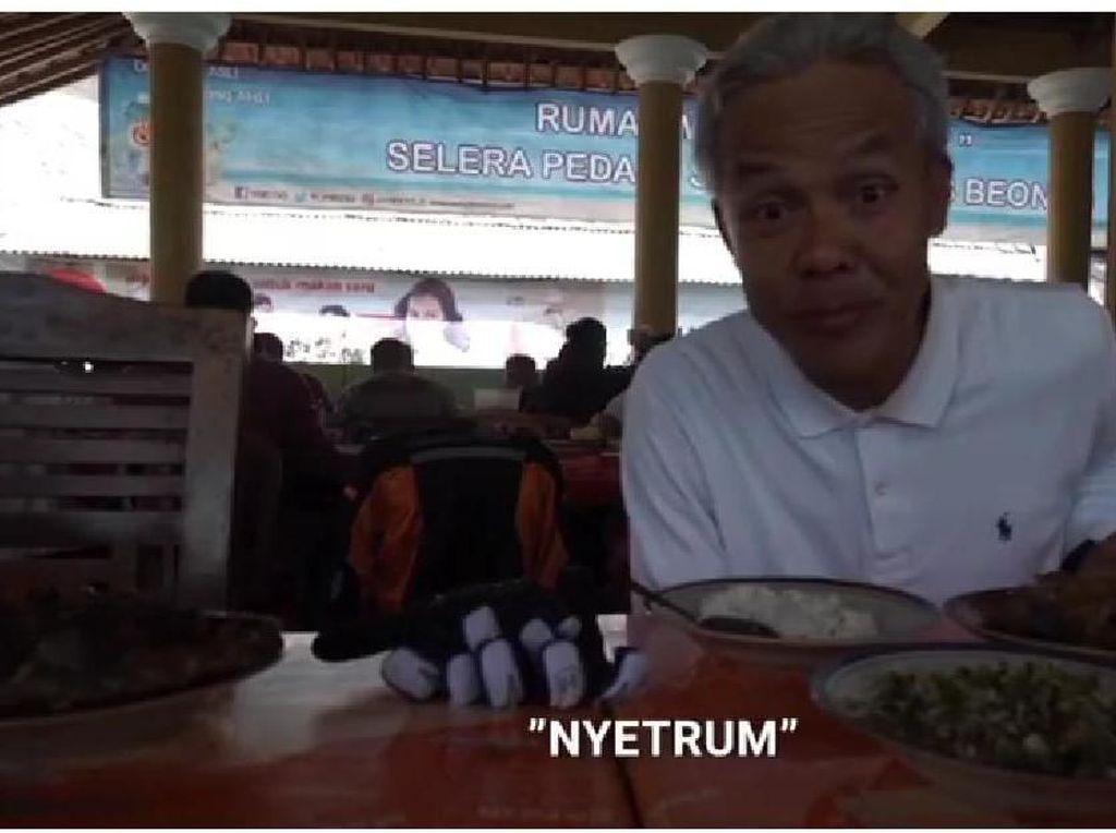 Ini Keunikan Ikan Beong yang Menurut Ganjar Pranowo Rasanya Nyetrum