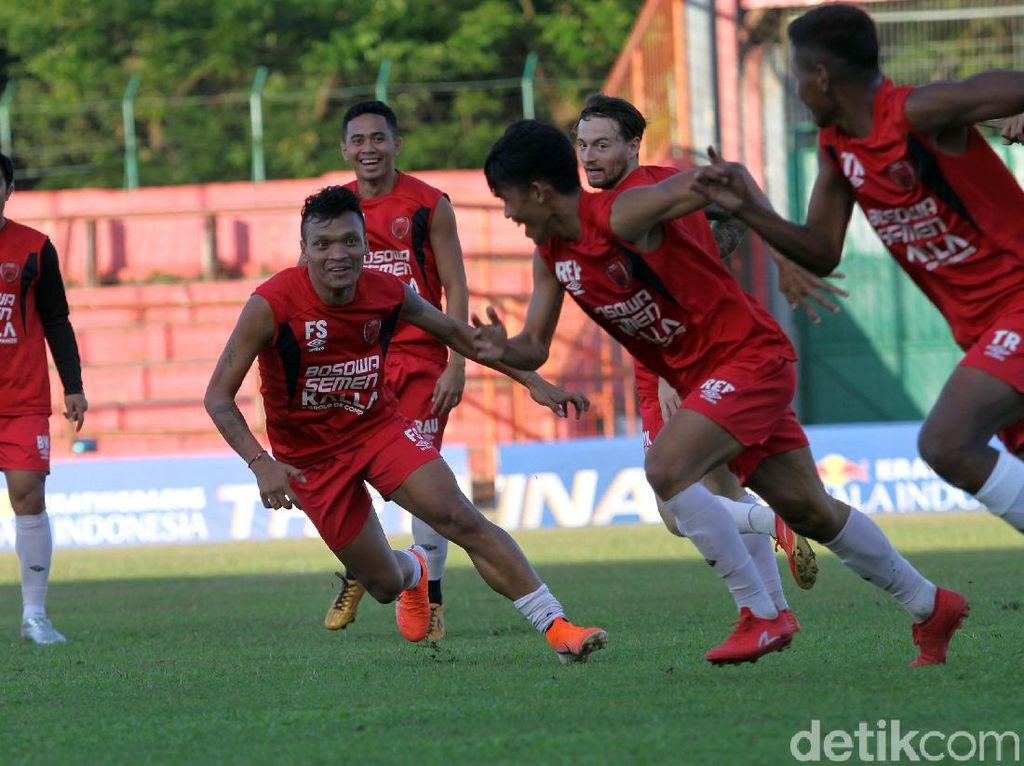 Bermain di Jakarta, Pelatih PSM Tak Khawatirkan Keamanan