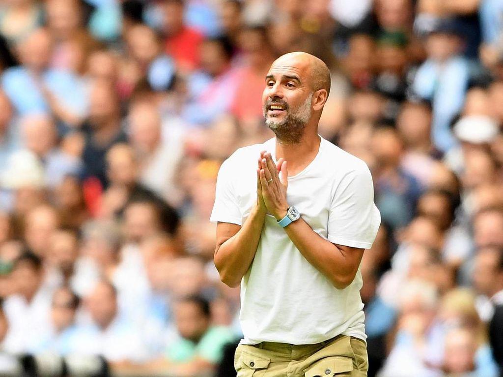 Guardiola: Musim Lalu Selisih dengan Liverpool 1 Poin, Kini 1 Penalti