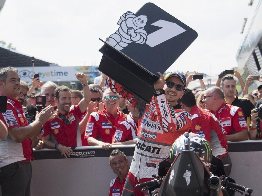 Jadwal Live Streaming MotoGP Austria 2019 di detikSport