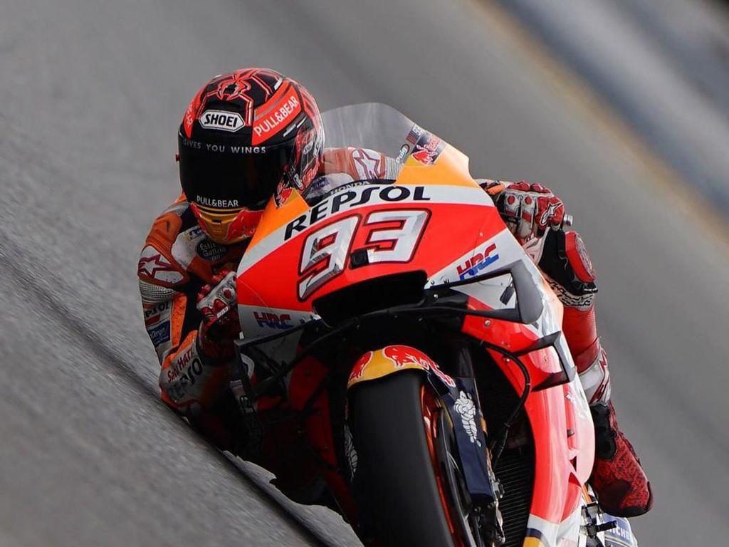 Rahasia Sistem Elektronik di Motor MotoGP