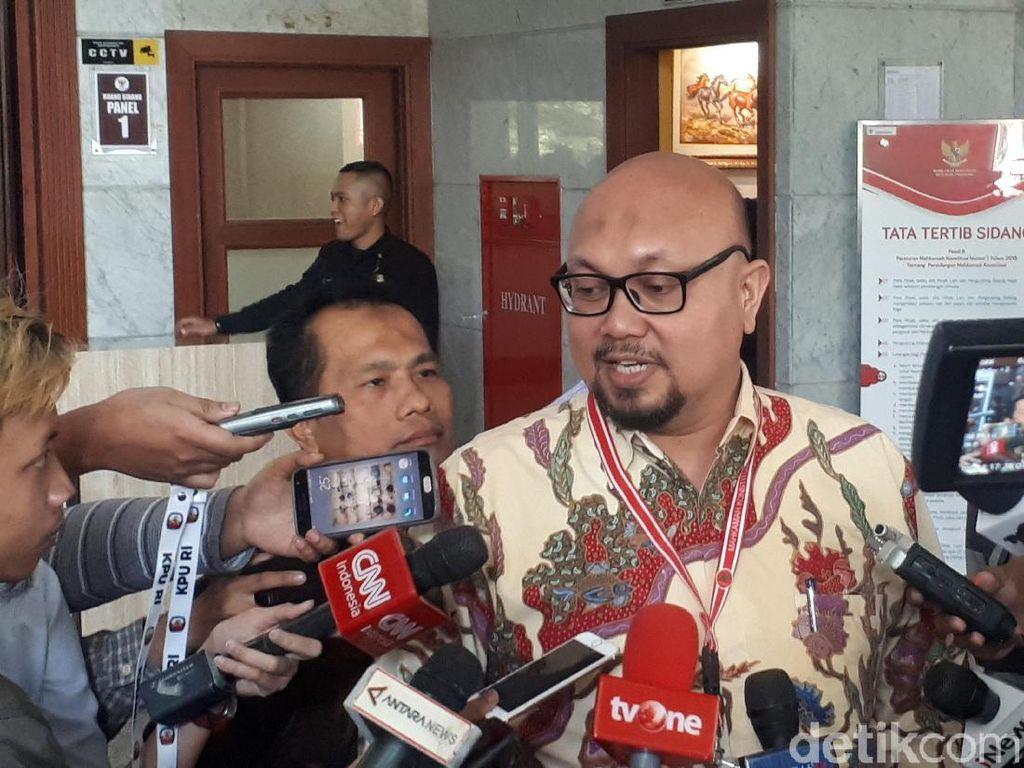 KPU Gelar FGD Bareng Pakar Bahas Landasan Hukum e-Rekap Pilkada 2020