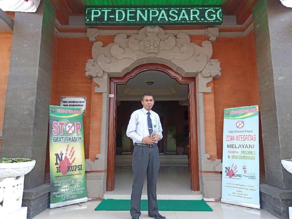 Capim KPK Nawawi Pomolango Siap Kawal Visi Reformasi Birokrasi Jokowi