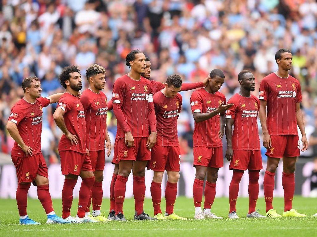 Ambisi Juara Pesaing Liverpool Sudah Terasa Sejak Bursa Transfer