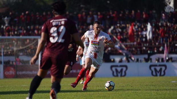 Pelatih Ungkap Empat Kunci PSM Kalahkan Persija
