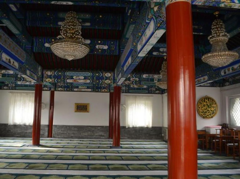 Beijing yang Ramah Turis Muslim