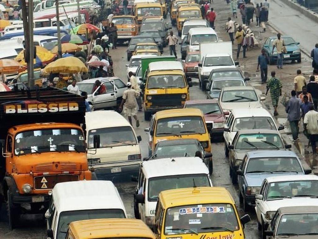 Jakarta Nggak Seberapa, Ini Neraka Dunia Karena Kemacetannya