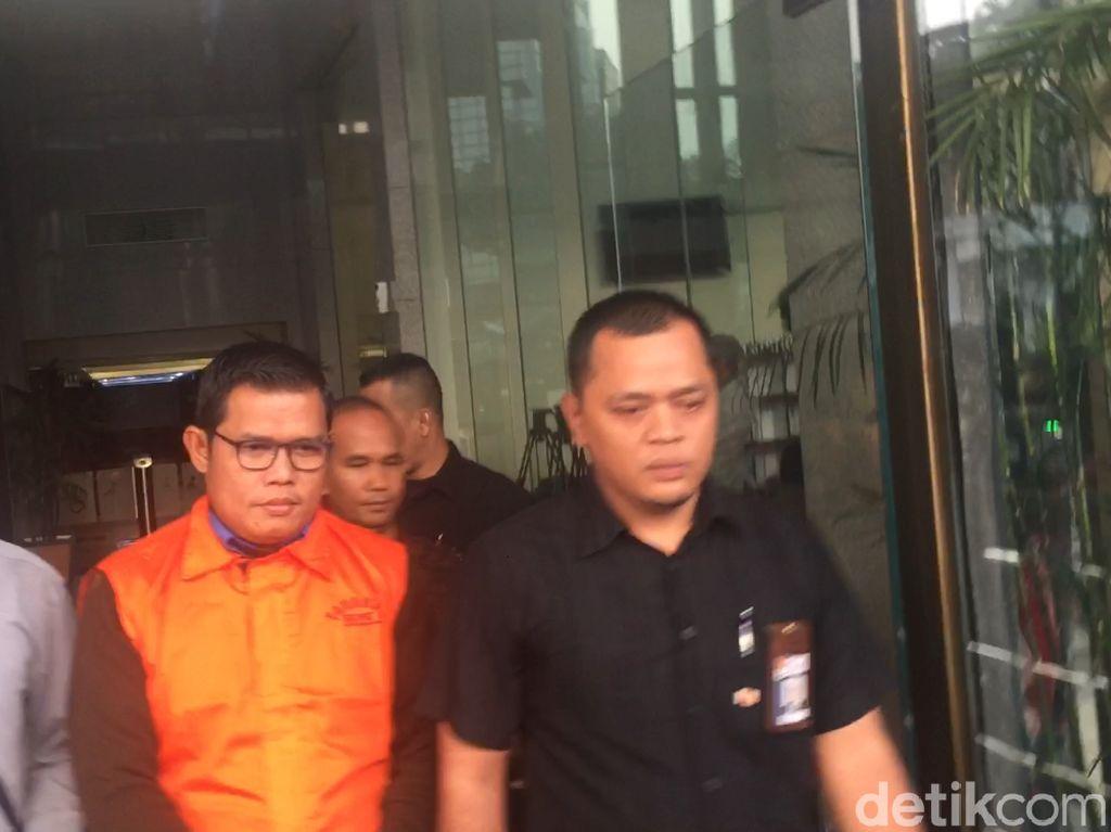 KPK Tahan Ketua F-Golkar DPRD Jambi Tersangka Suap Pengesahan APBD