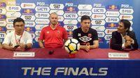 Kunci Kemenangan PSM: Gol Cepat dan Kartu Merah Persija