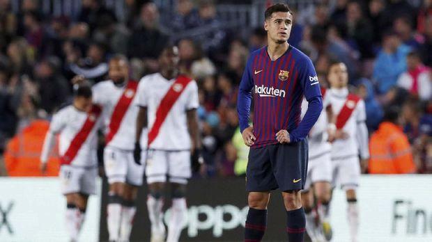 Ingin Lepas Coutinho, Barcelona Negosiasi dengan Munchen