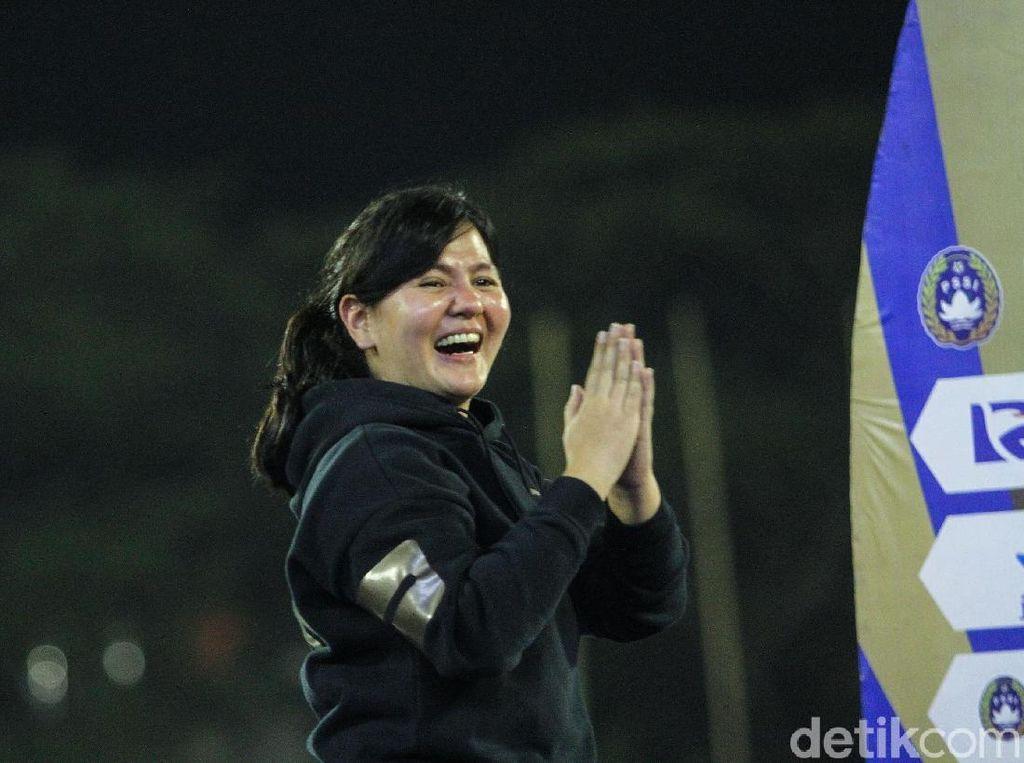Ratu Tisha Tak Lagi di Komite Kompetisi AFC, PSSI Kirim Penggantinya