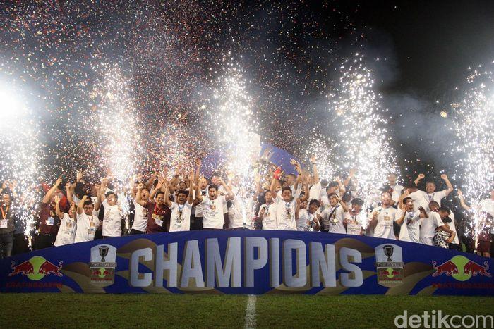 PSM Makassar menjadi juara Piala Indonesia 2019.