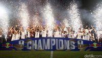 PSM Juara Piala Indonesia, Persija: Selamat, Ya!