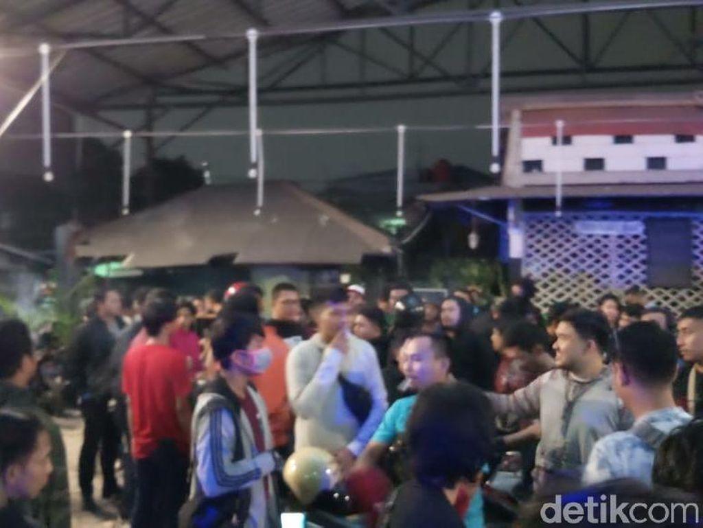 Kafe Nobar PSM-Persija di Tebet Diserang, Polisi: Tak Ada Korban