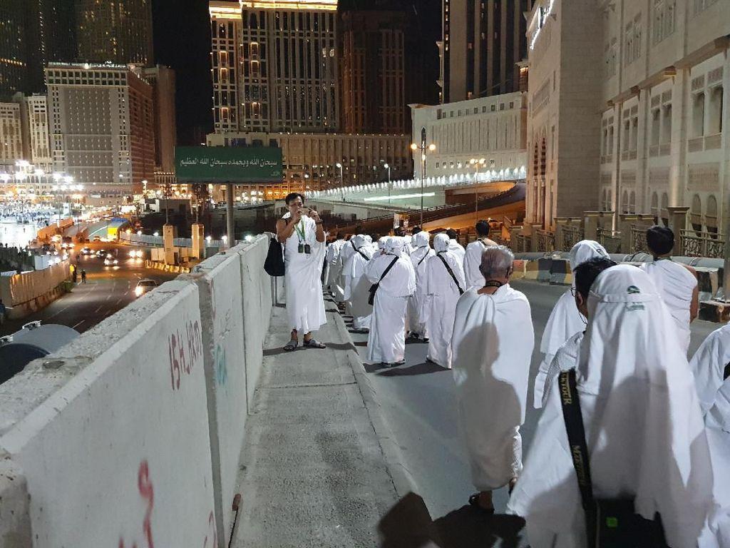 Jemaah Haji Terakhir RI Tiba di Tanah Suci Hari Ini