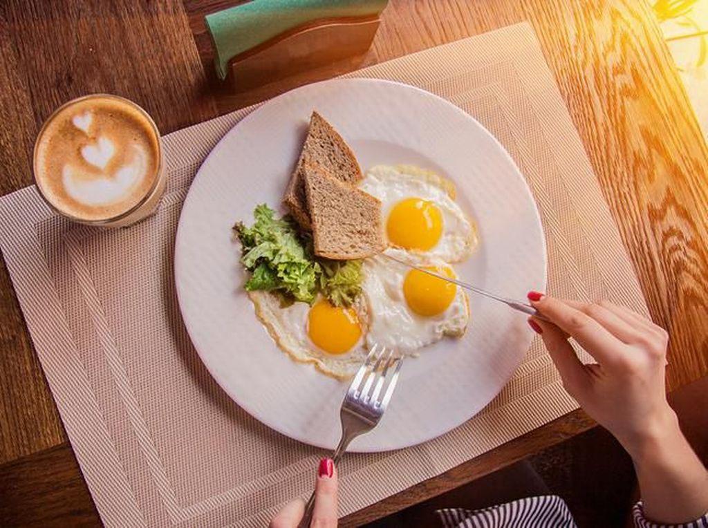 5 Menu Sarapan Sehat di Pagi Hari