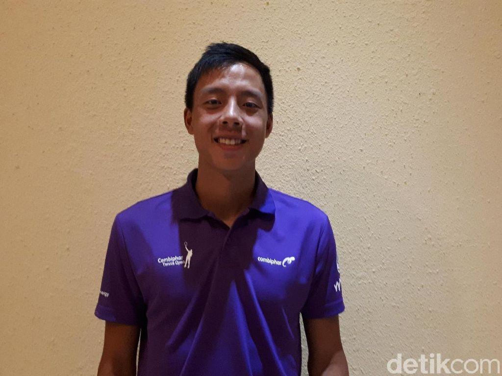 Harus Kuliah, Petenis Justin Barki Minta Maaf Absen di SEA Games 2019