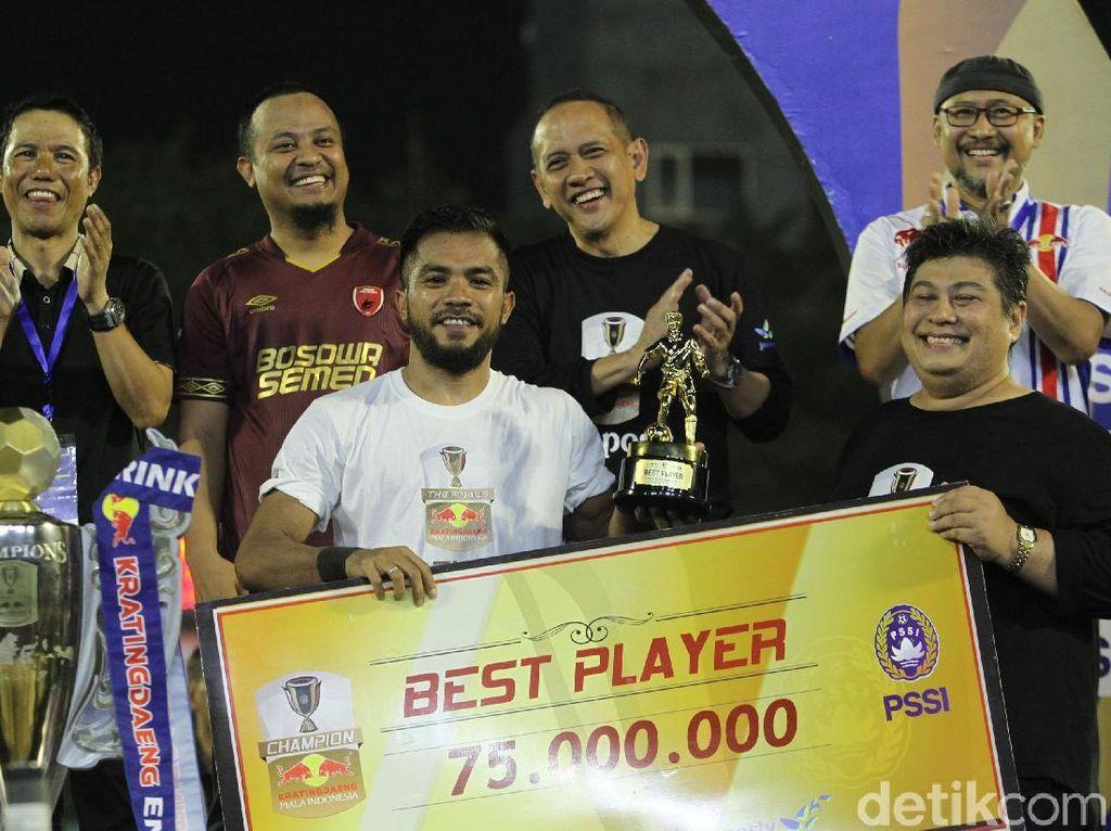 Yang Terbaik di Piala Indonesia: PSM Makassar Mendominasi
