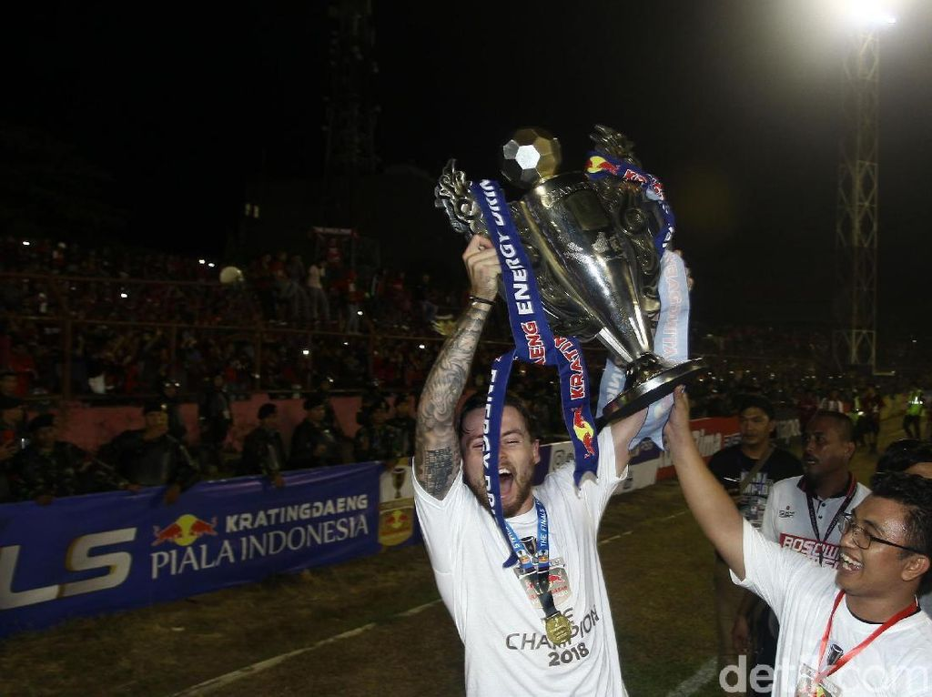 Usai Juara Piala Indonesia, PSM Fokus Liga Indonesia dan Piala AFC