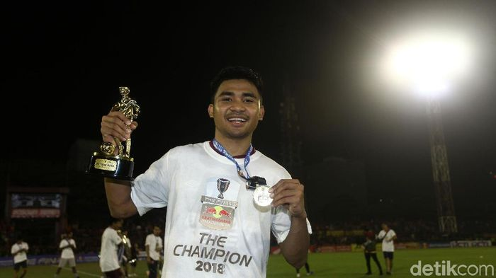 Para Peraih Penghargaan di Piala Indonesia 2019