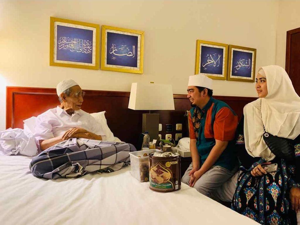 Alasan Ustaz Solmed Bertemu Mbah Moen Sebelum Sang Kyai Meninggal