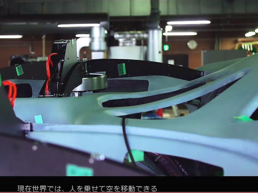 Jepang Mulai Ikutan Bikin Mobil Terbang