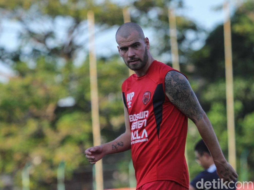 Leg II Final Piala Indonesia 2018: Awas Persija, Wiljan Pluim Bakal Main