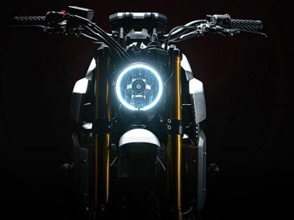 Motor Neo Klasik Yamaha Bermesin MT-15