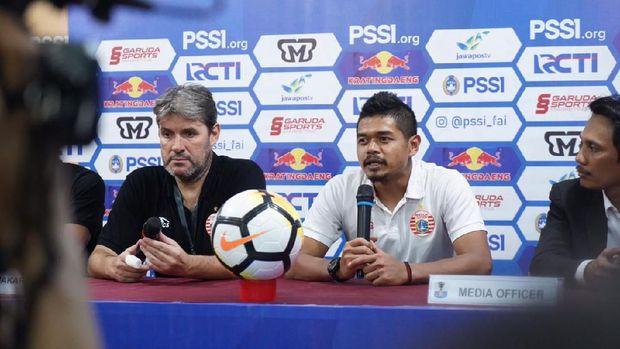 Persija Sesali Kartu Merah di Final Piala Indonesia