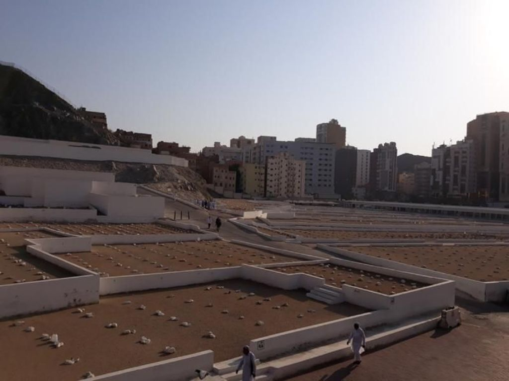 Pemakaman Mala dan 4 Tempat yang Bisa Dikunjungi di Mekah