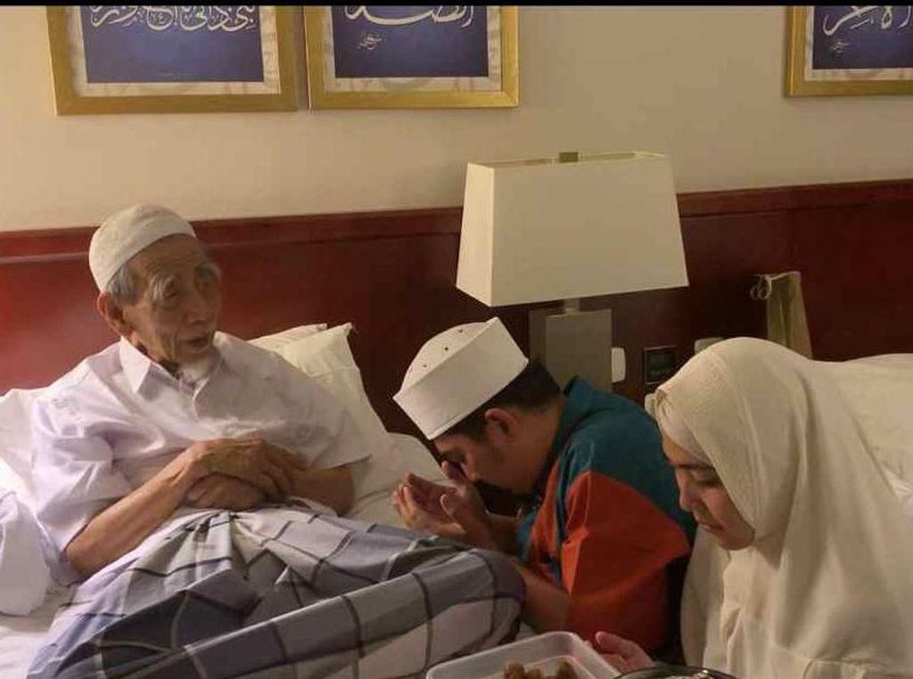 Ustaz Solmed Kenang Mbah Moen: Kyai yang Rendah Hati dan Penyayang