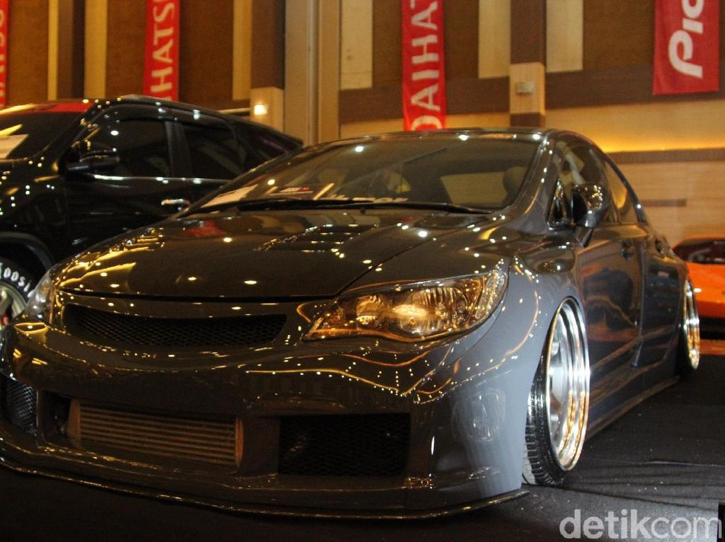 2 Mobil Kampiun IAM Medan, Salah Satunya Innova!
