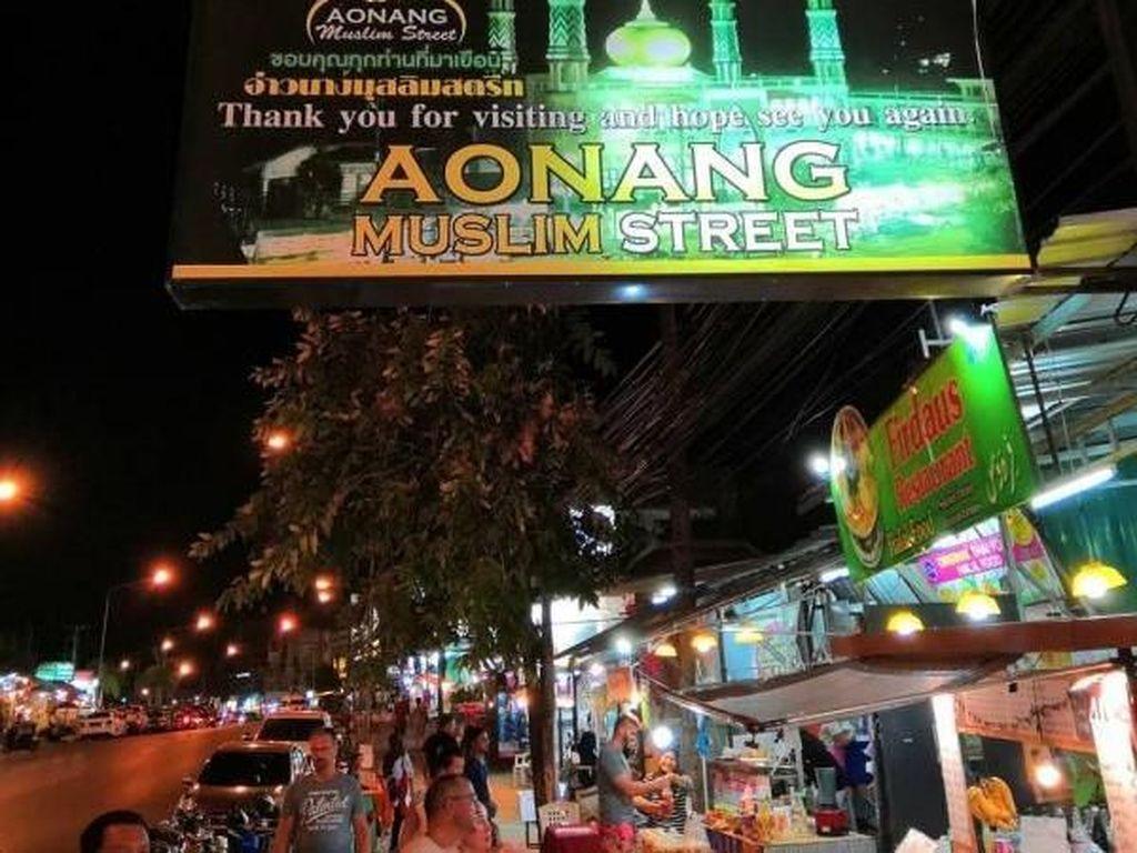 Wisata Halal di Ao Nang, Thailand Selatan
