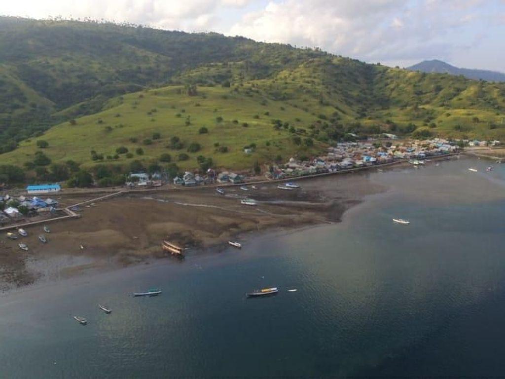 Foto: Desa Komodo yang Menolak Pindah