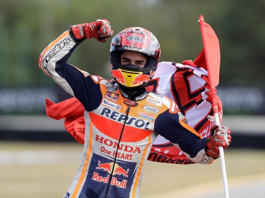 Honda Ungkap Rahasia Kesuksesan Marquez