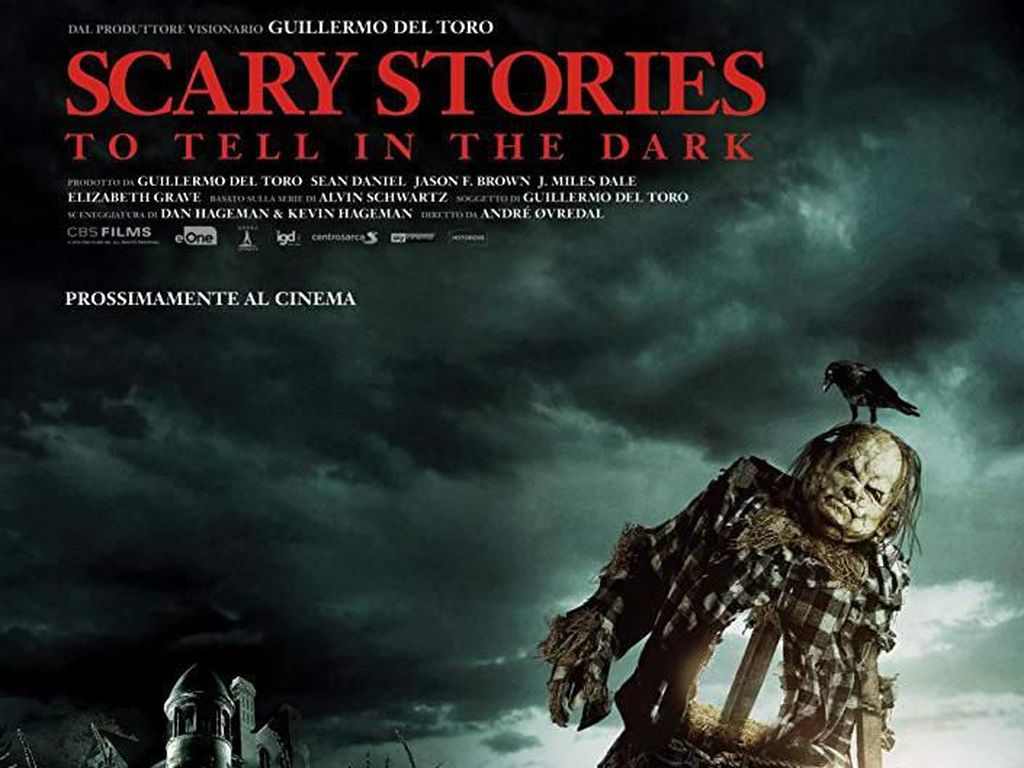 6 Fakta Menarik Film Scary Stories to Tell in the Dark