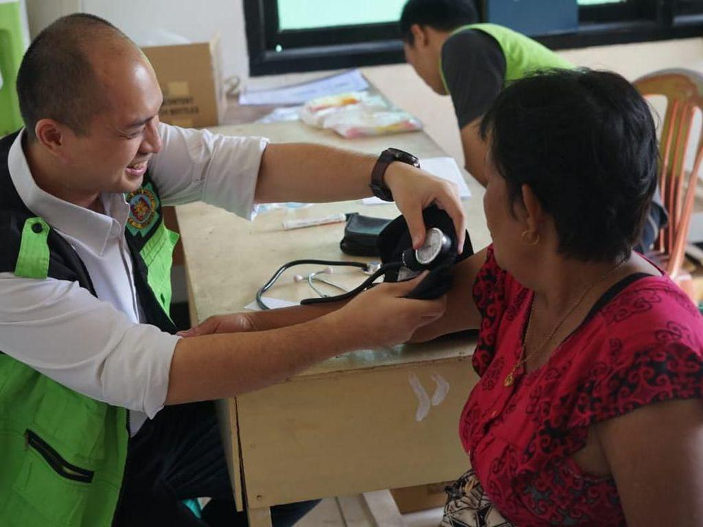 Pertamina Sediakan Dokter bagi Warga Terdampak Tumpahan Minyak
