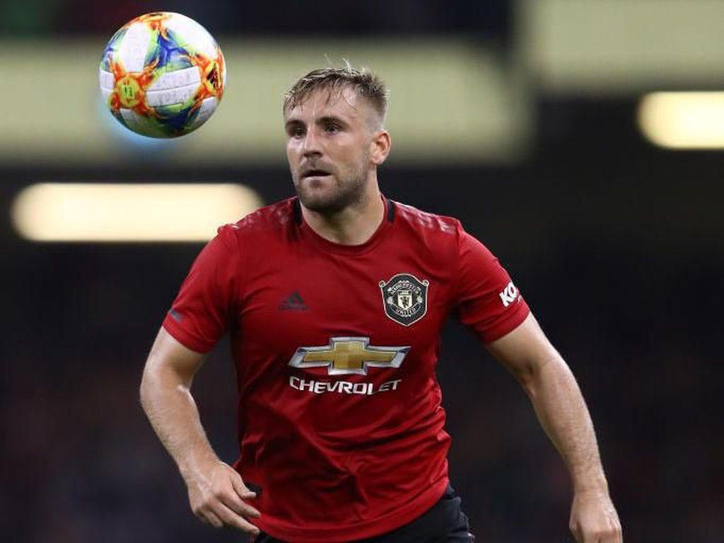 Shaw: Man United Kini Punya Lebih Banyak Opsi Permainan