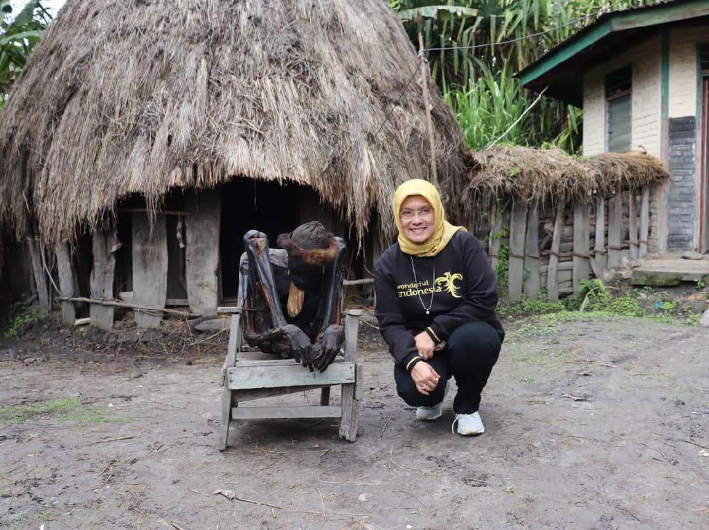 Mengangkat Potensi Destinasi Jayawijaya Lewat Festival Lembah Baliem