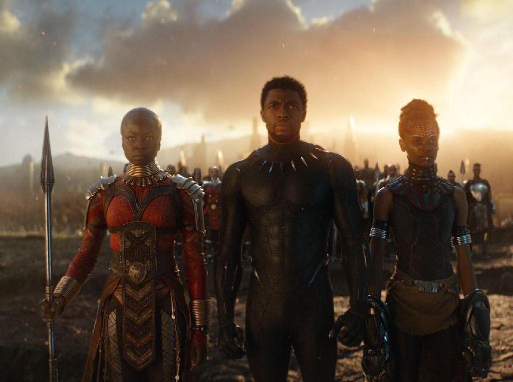 Mengenang Chadwick Boseman di Black Panther