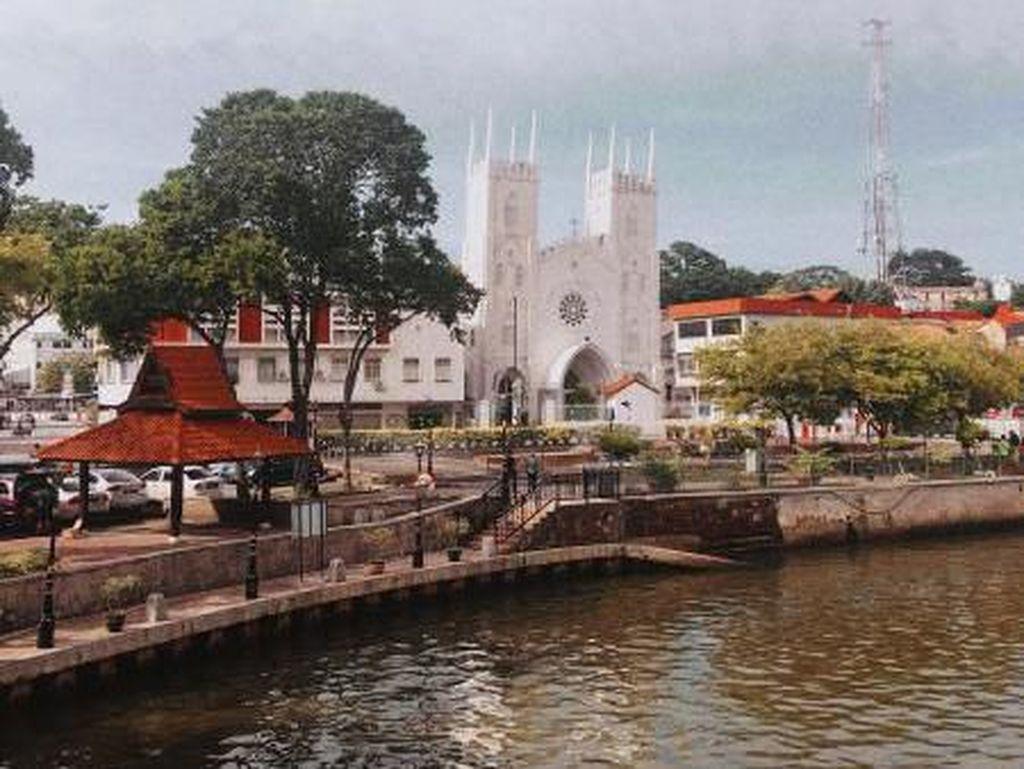 Malaysia Juga Punya Gedung Peninggalan Belanda