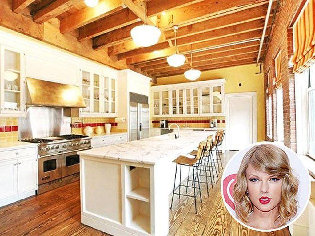 Bisa Jadi Inspirasi, Ini Interior Dapur 10 Seleb Hollywood