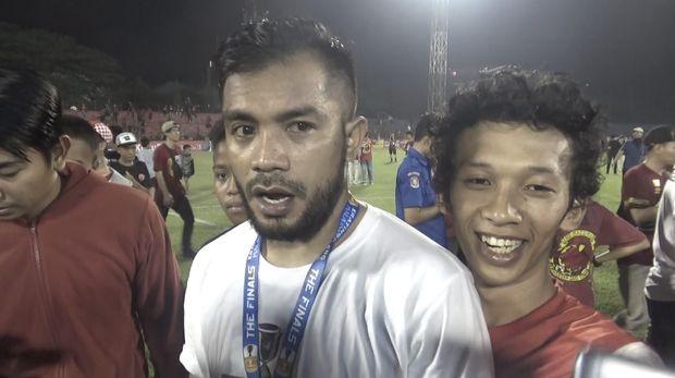 Sabet 2 Penghargaan Individu di Piala Indonesia, Ini Kata Zulham Zamrun